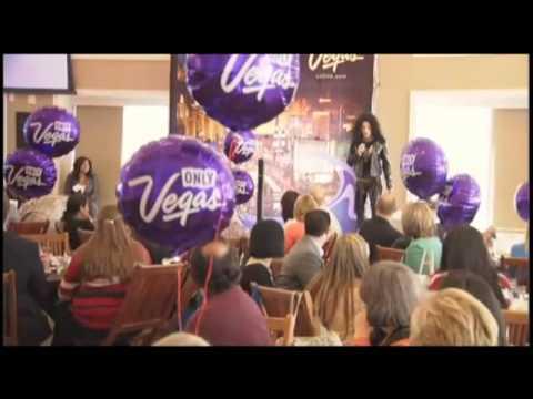 Kara Lyn Roundy as Cher For Las Vegas Convention Bureau!
