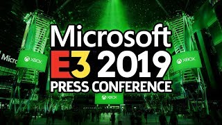 Microsoft Xbox E3 2019 Press Conference