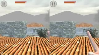 VR - HRA - Střílečka ve virtuální realitě pro mobil?