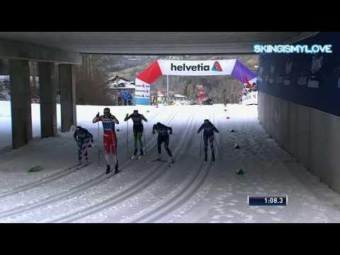 Tour De Ski 04.01.20 | Sprint Final Women`s  | Val Di Fiemme