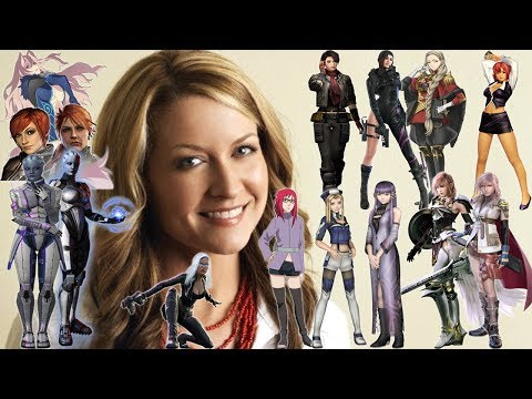 The Many Voices of  Ali Hillis  In Video Games
