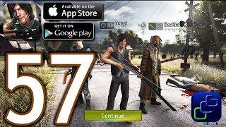 The Walking Dead No Man's Land iOS Walkthrough - Part 57 - Challenge: Dim Forest