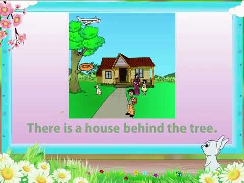 Learn Grade 2 - English Grammer - Prepositions