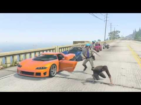 Gta 5 Mission 33,34 I Fought the Law,Eye in the Sky