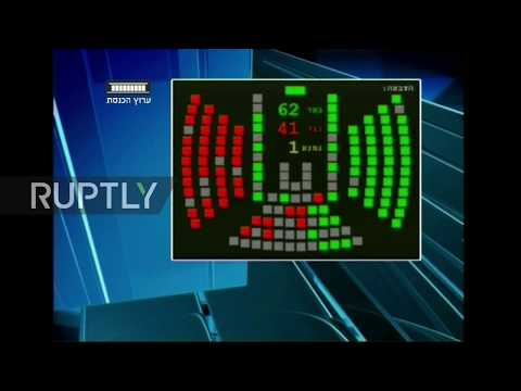 Israel: Knesset grants PM power to declare war without full cabinet approval