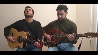 Douzi loukan ja galbak cover guitar by Morthada Maher and Jaouad Amr : دوزي - لوكان جا قلبك