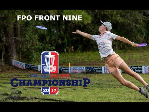 Tour Championship: Women's Finals Front Nine