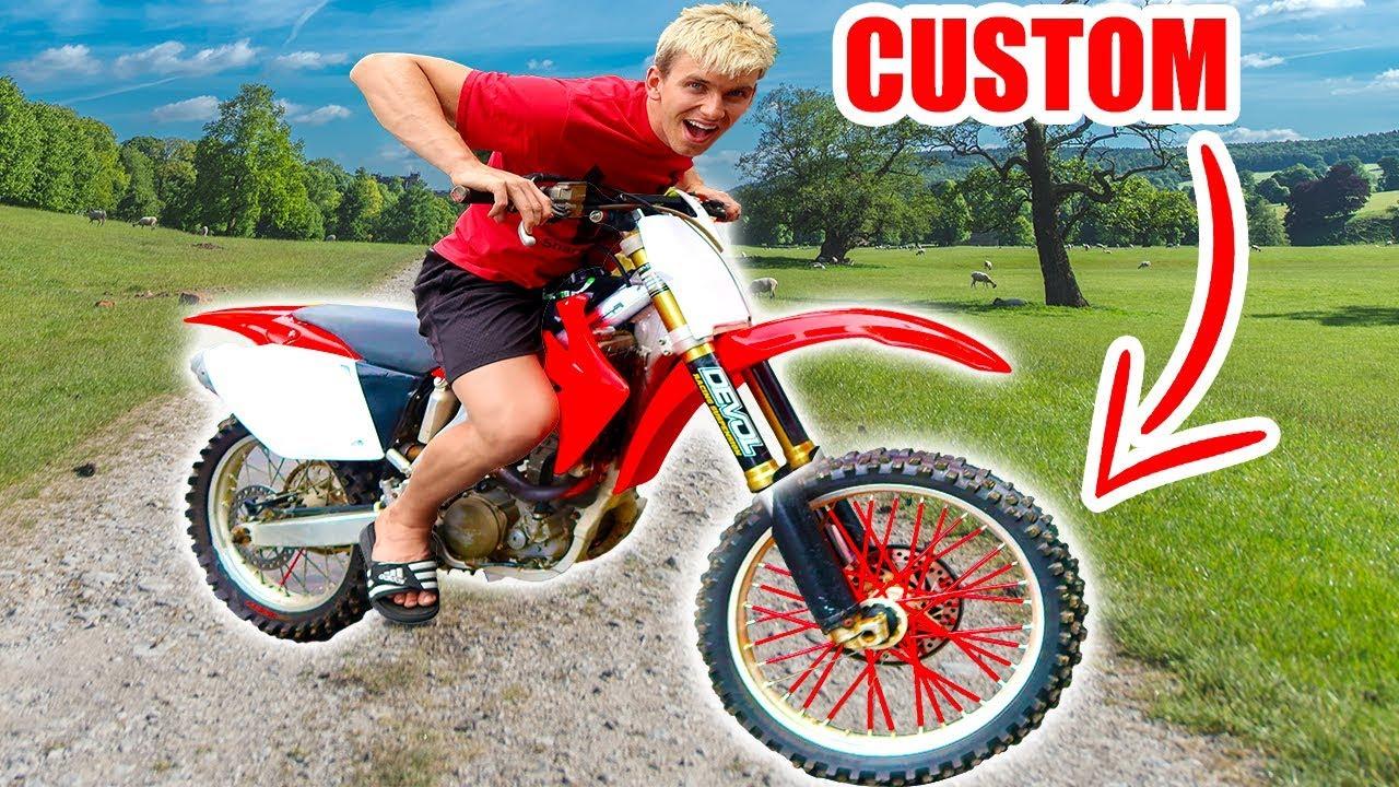 Epic Dirt Bike Mod Youtube