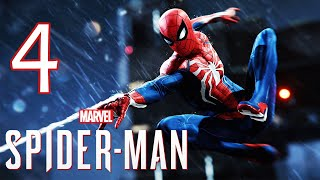Marvel's Spider-Man - FULL Gameplay Walkthrough PS4 ITA - Parte 4