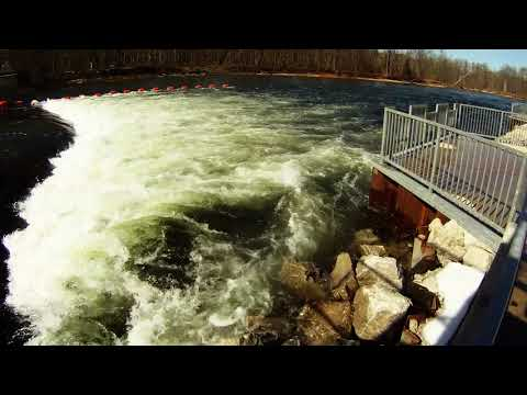 Foote Dam, Ausable River
