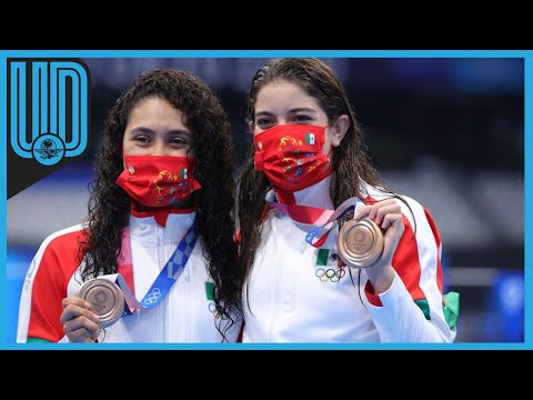 México gana bronce