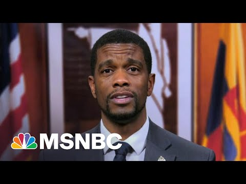 Slavitt As Vaccinations Ramp Up: 'We're Not Out Of This Pandemic Yet' | Stephanie Ruhle | MSNBC
