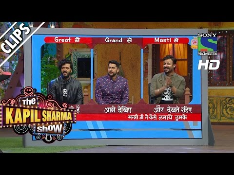 Star-Cast of'Great Grand Masti' on a Live TV Debate-The Kapil Sharma Show -Episode 25-16th July 2016