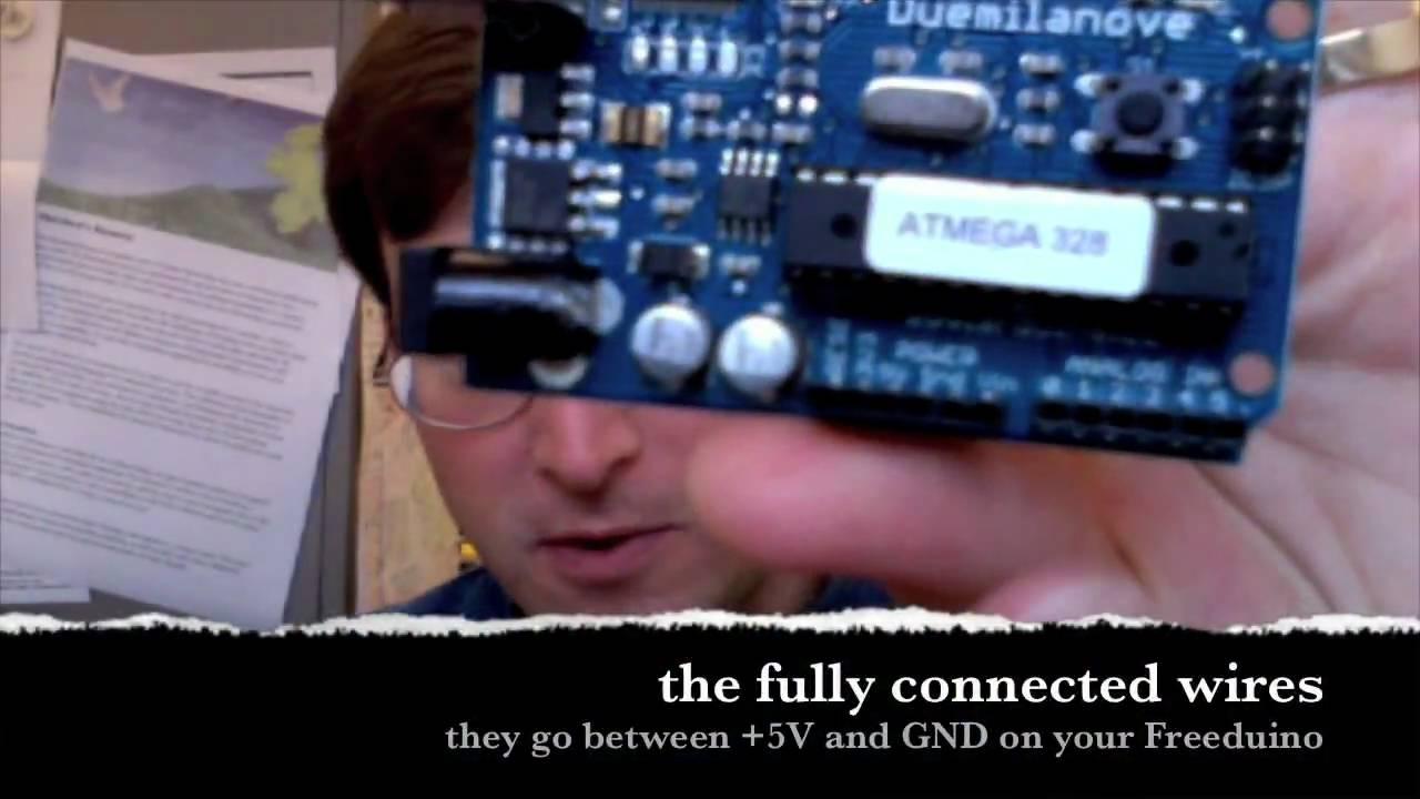 Soldering Your Linear Potentiometer Aka Slider Youtube Clarostat Wiring
