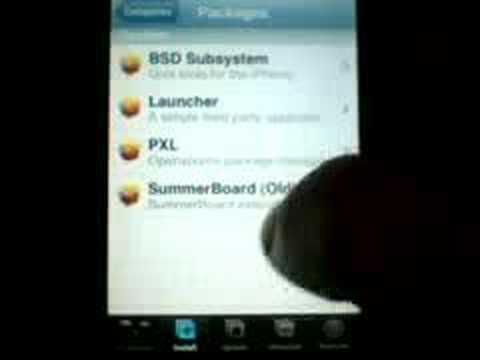 summerboard ipod touch