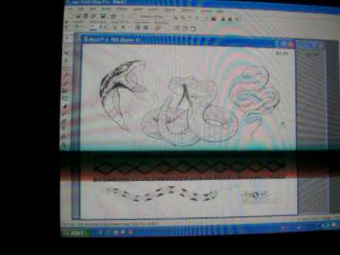 Photo Line Art Converter : Outline converter mov youtube
