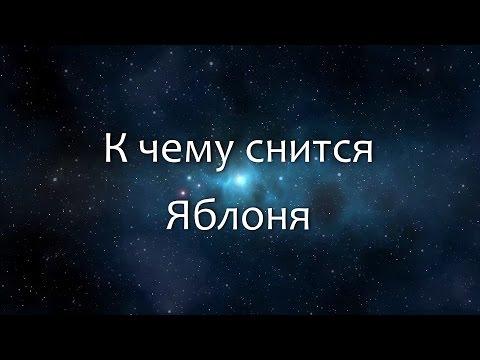 К чему снится Яблоня (Сонник, Толкование снов)