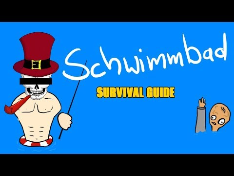 Schwimmbad / Freibad – Tommys seriöse Survival Guides #Satire