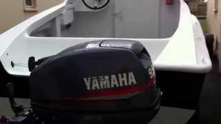 Yamaha 9.9 FMH 2 Stroke Outboard