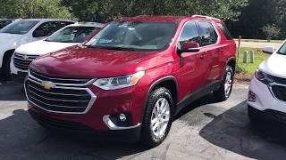 ALL NEW 2018 Chevrolet Traverse Tour - Key Features