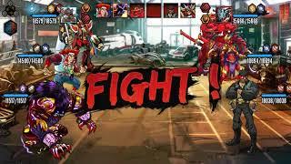 Первое видео по игре мутанты генетические войны