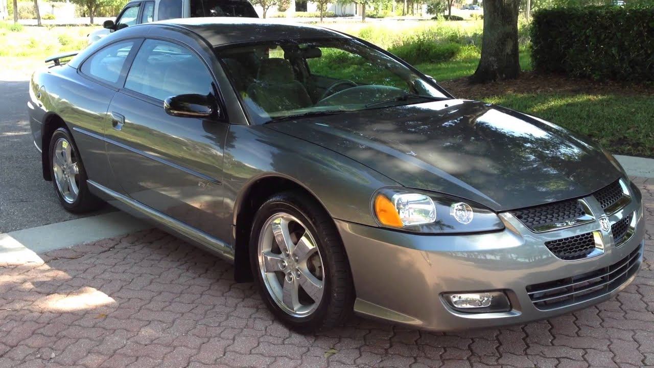 2003 Dodge Stratus R T View Our Current Inventory At