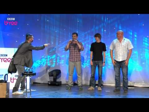 Thumbnail: Edinburgh 2011: The Boy With Tape on His Face - Three @ The Fringe - BBC Three