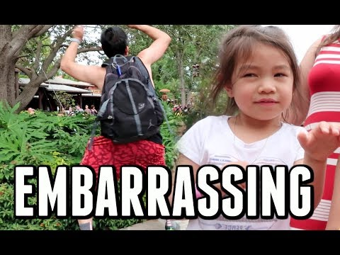 EMBARRASSED IN PUBLIC -  ItsJudysLife Vlogs thumbnail