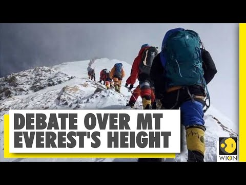 China sends mission to re-measure the tallest mountain of the world | World News | WION