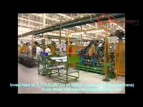 RIICO 3rd Largest Industrial area 'A Prospering Little Japan in India'