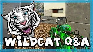 I AM WILDCAT Q&A #10 - My Girlfriend, Black Ops 3, New Games, CS: GO, and More! (BO2 Nuclear)