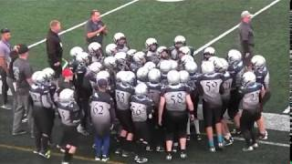 2018 CPFA Week 1 - Airdrie Peewee Storm vs Calgary Hilltoppers