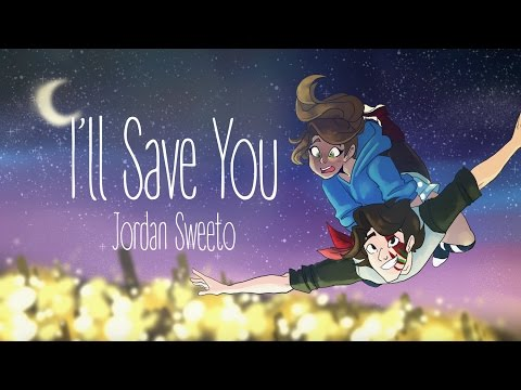 I'll Save You - Jordan Sweeto (OFFICIAL LYRIC VIDEO)
