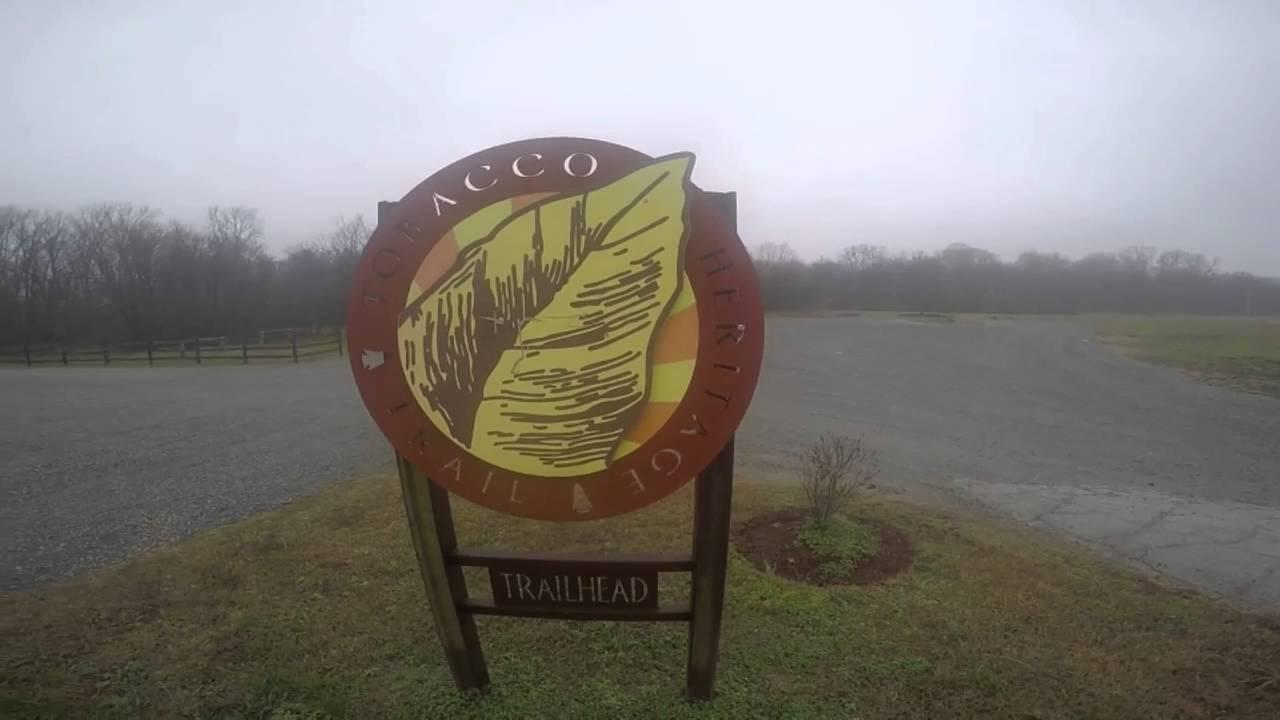 Tobacco Heritage Trail, South Boston, VA - YouTube