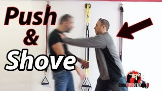 Defense against the Push and Shove