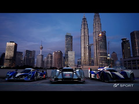 Gran Turismo Sport Gameplay Trailer Captured on PS4