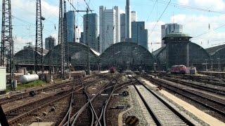 Führerstandsmitfahrt Gießen - Frankfurt/Main | Main-Weser-Bahn | Train cab ride