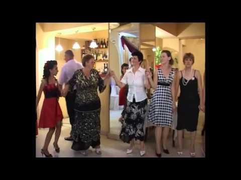 Cristina Godo Jivcovici - Cu mustata mincinoasa (Live nunta 2009)
