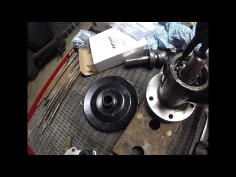 Sea Ray 330 Sea Water pump repair better audio