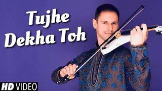 Tujhe Dekha Toh Instrumental Violin Cover (Tujhe Dekha Toh Song)