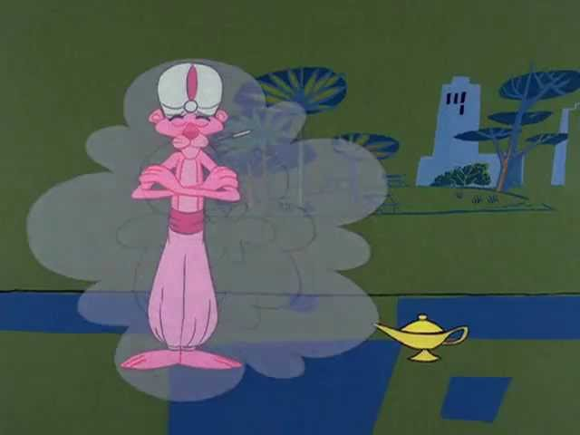The Pink Panther Show Episode 22 - Genie With the Light Pink Fur