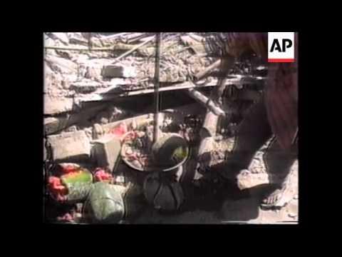 Peru - 14 dead in widespread quake