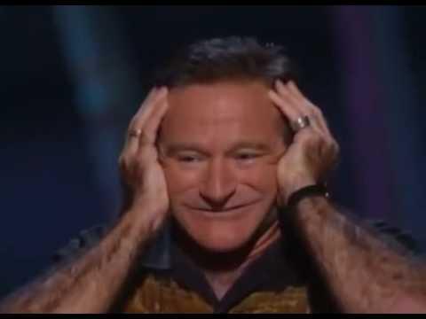 Robin Williams  Live On Broadway New York 2002