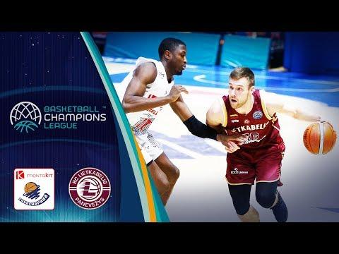 Montakit Fuenlabrada v Lietkabelis - Full Game - Basketball Champions League 2018-19