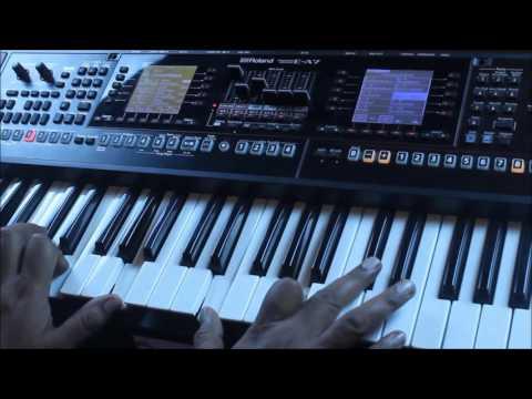 Roland E-A7 Indian Tones