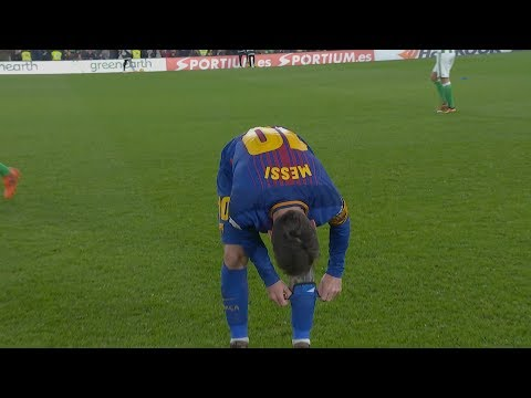 Lionel Messi vs Real Betis ULTRA 4K (Away) 21/01/2018 Mp3