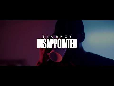 "STORMZY – ""DISAPPOINTED"""
