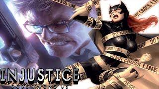 Injustice: Gods Among Us (iOS) - Batgirl Challenge Mode