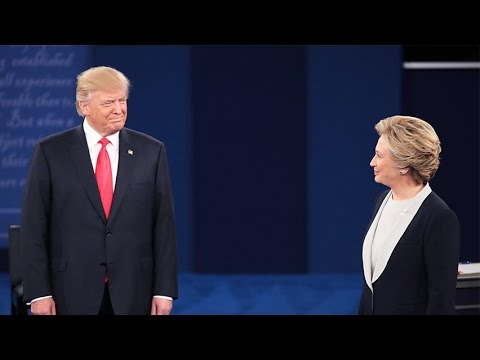 CBC News Special: Clinton vs. Trump - The 2nd debate