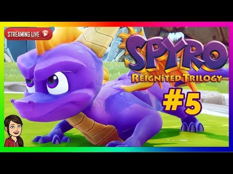 Spyro the Dragon #5 // The Division 2 Beta code Giveaway (PS4)